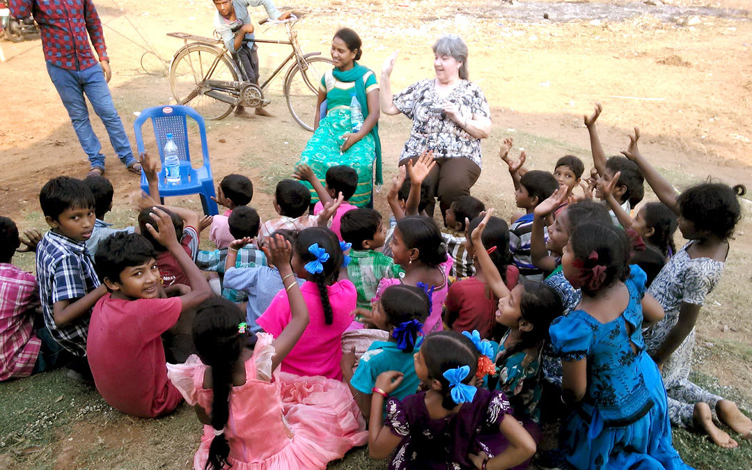 Mission to India – March 2016